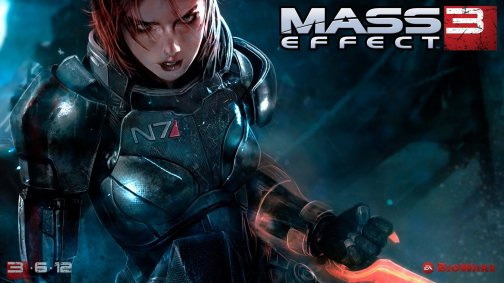 Mass Effect 3 Femshep