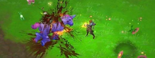 Diablo III Unicorn
