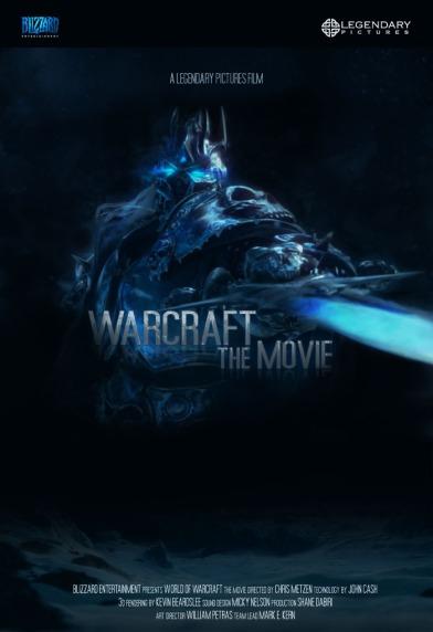 World of Warcraft Movie Poster