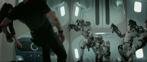 Zero Gravity Scene Total Recall 2012