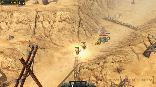 Action Screenshot
