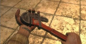 Bioshock Wrench