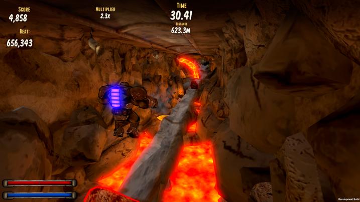 Bust-N-Rush Screenshot 2