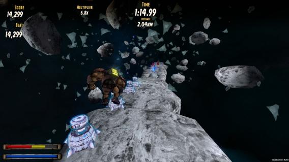 Bust-N--Rush Screenshot Space
