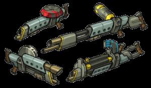 Morph Gun Jak & Daxter