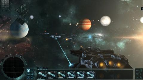 Novus AEterno Screenshot