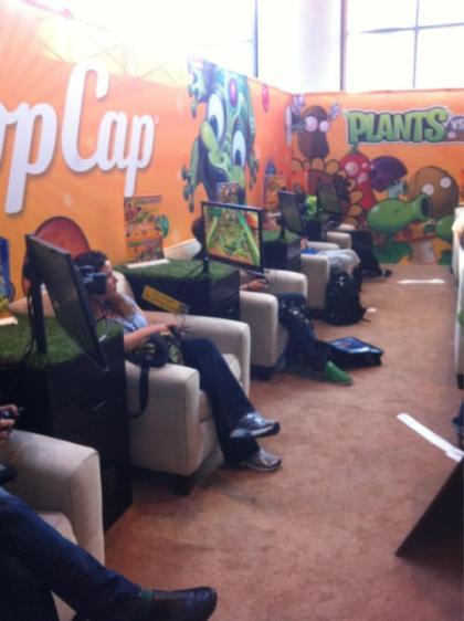 Plants vs Zombies Pinball