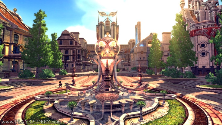 RaiderZ City