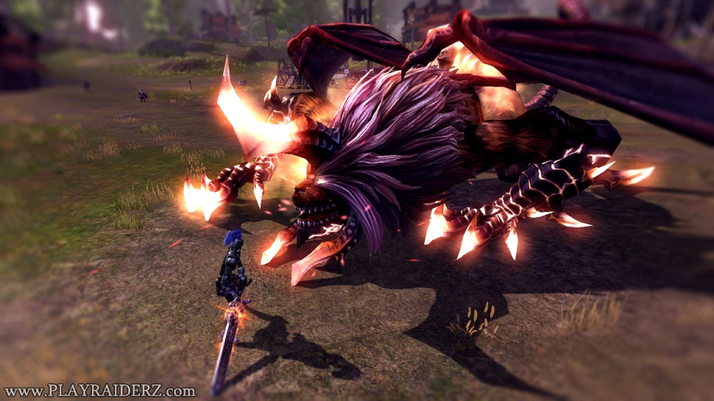 RaiderZ Monster