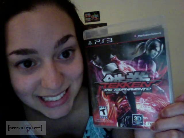 Tekken Tag Tournament 2 Cover