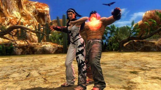 Tekken Tag Tournament 2 Jun