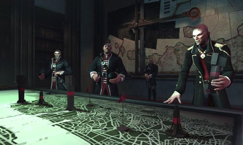 Dishonored Characters