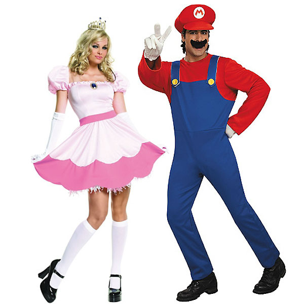 #3 ...  sc 1 st  Nerdy But Flirty & Nerdy Halloween Costumes for Couples | Nerdy But Flirty