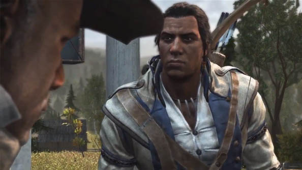 Assassin s creed 3 native american speaking, advise