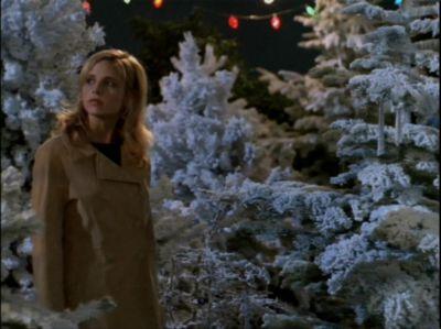 BtVS S03E10 Christmas Trees
