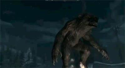 dragonborn werebear