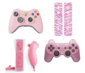 girly controllers