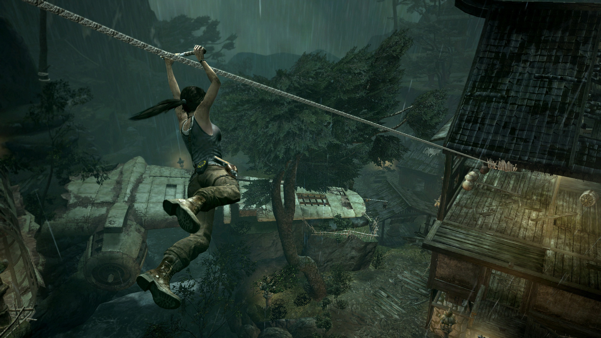 tomb raider video