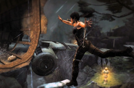 Tomb Raider 2013 Review From Girl To Survivor Real Otaku Gamer