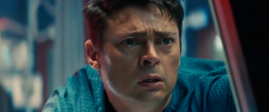 Karl Urban as Bones