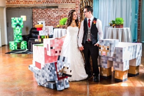 5 Awesomely Nerdy Weddings Nerdy But Flirty