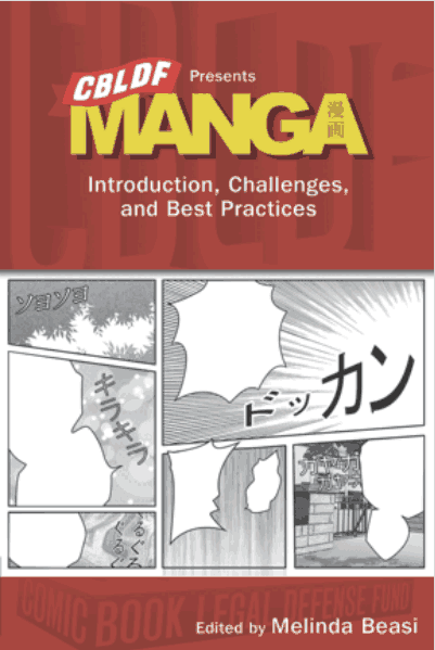 librarian guide to manga