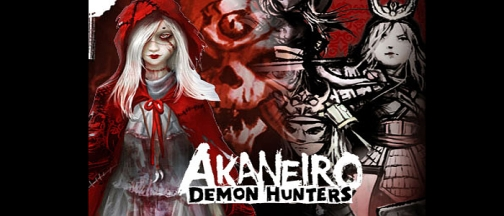 akaneiro demon hunters