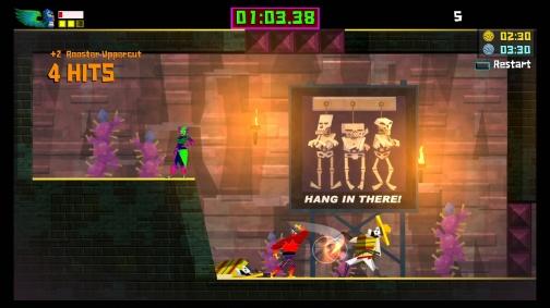 Guacamelee! El Diablo's Domain DLC 4