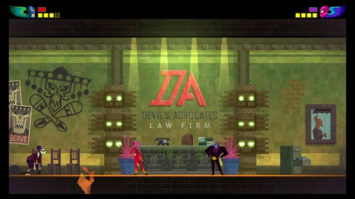 Guacamelee! El Diablo's Domain DLC 5