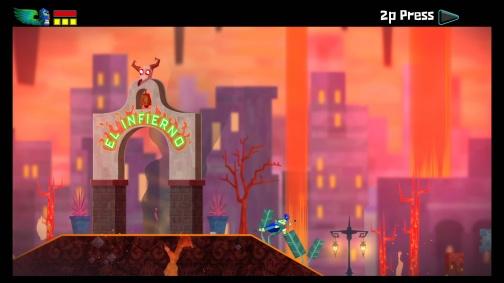 Guacamelee! El Diablo's Domain DLC 7