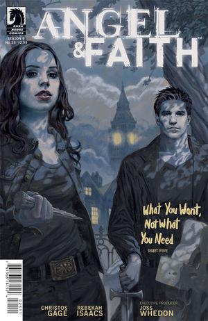 angel and faith 25