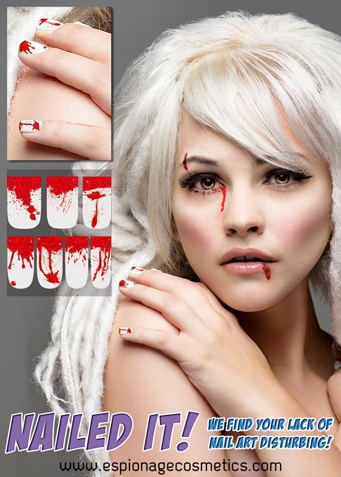 espionage-nails-blood