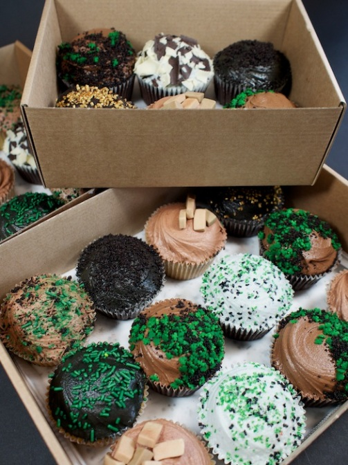 The Last of Us - cupcakes