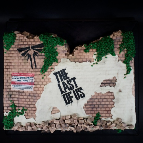 The Last of Us - cake
