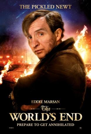 Eddie Marsan as Peter Page