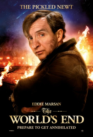 Eddie Marsan as Peter Page