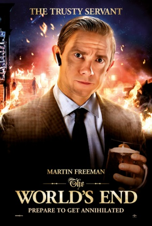 Martin Freeman as Oliver Chamberlain