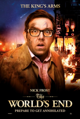 Nick Frost as Andy Knightley