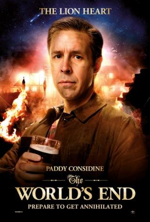 Paddy Considine as Steven Prince