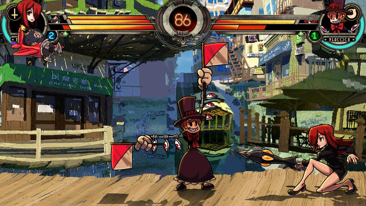 Fun Games For Ps3 : Skullgirls beautiful deadly fun pc review nerdy but