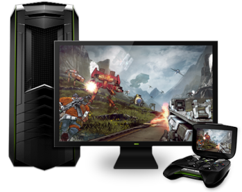 nvidia pc-overview