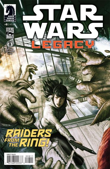 star wars legacy 8