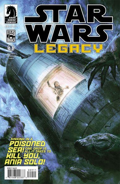 star wars legacy 9