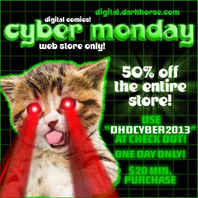 dark horse cyber monday