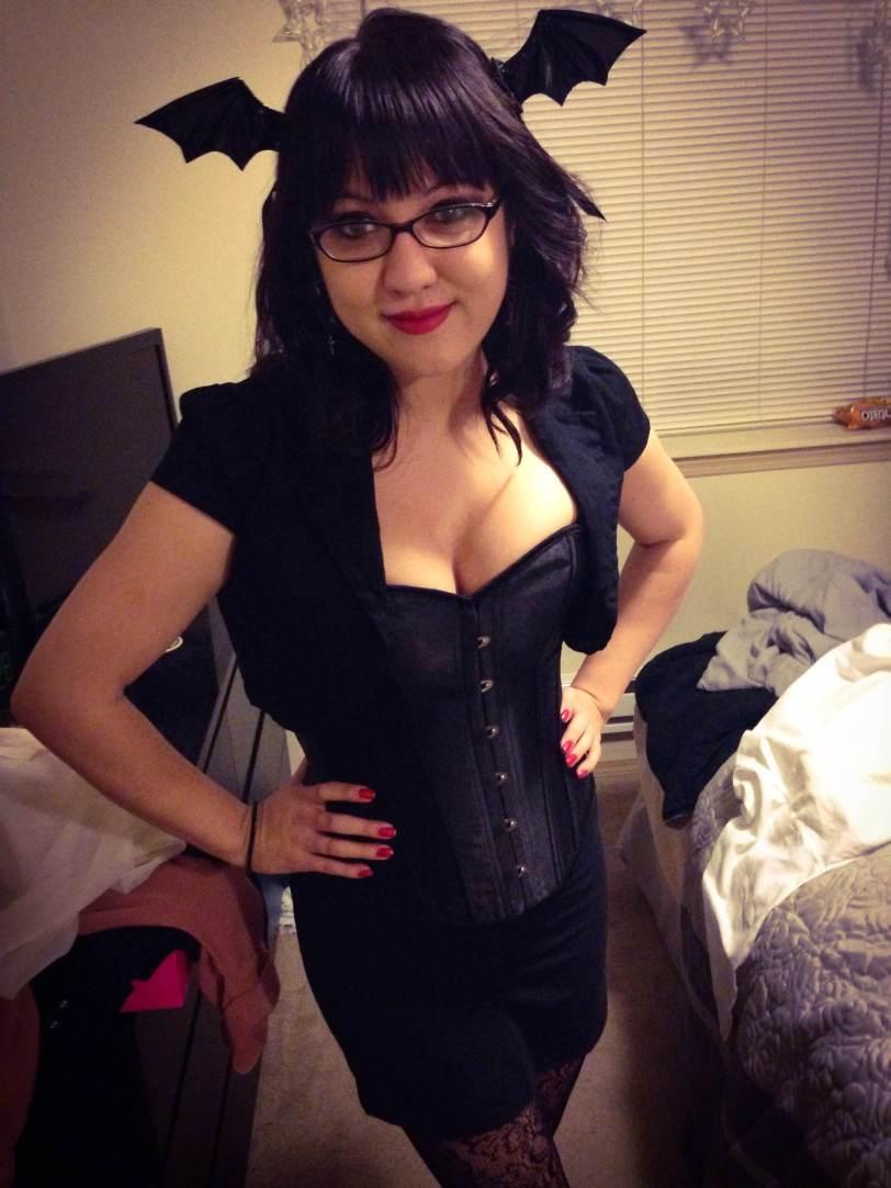 Pam Halloween