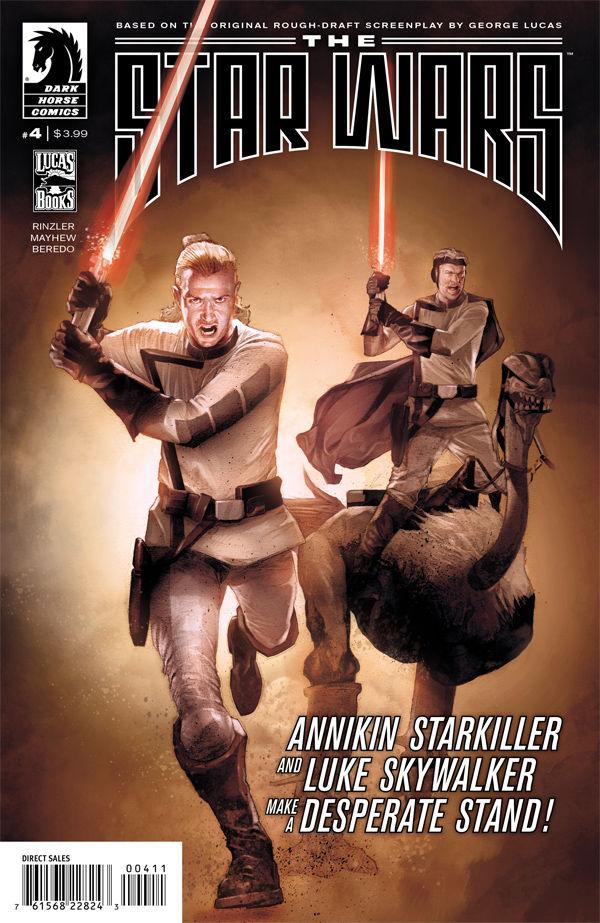 the star wars #4