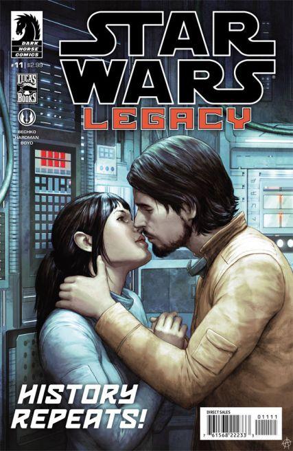 Star Wars Legacy 11