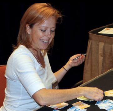 Naomi Tripi Game Designer