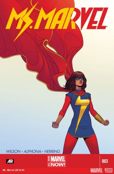 ms marvel #3 cover
