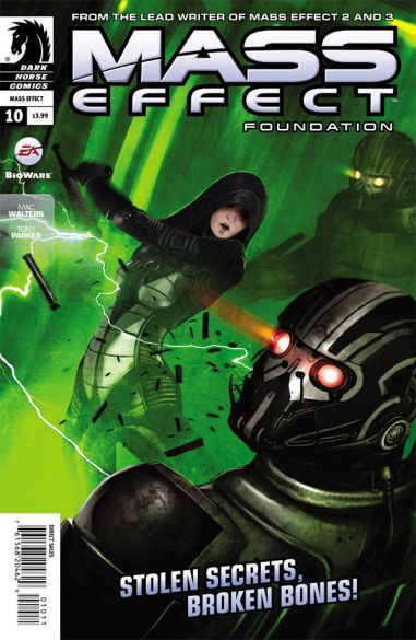 Mass Effect Foundation 10